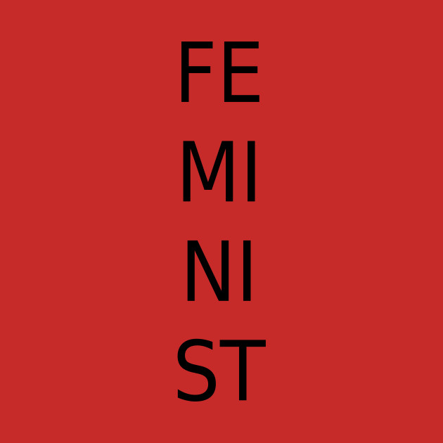 Feminist (Vertical)