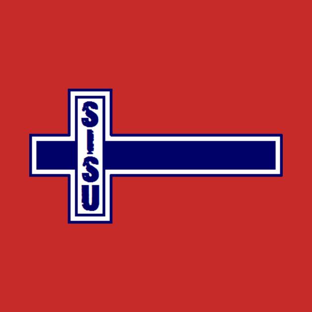 Sisu (Finnish Flag)