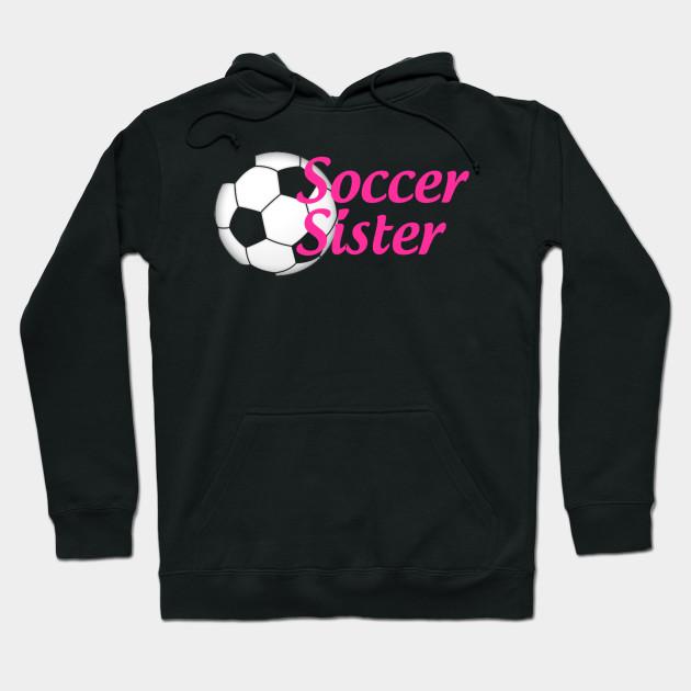 343caebc91a19 Soccer Sister T-shirt