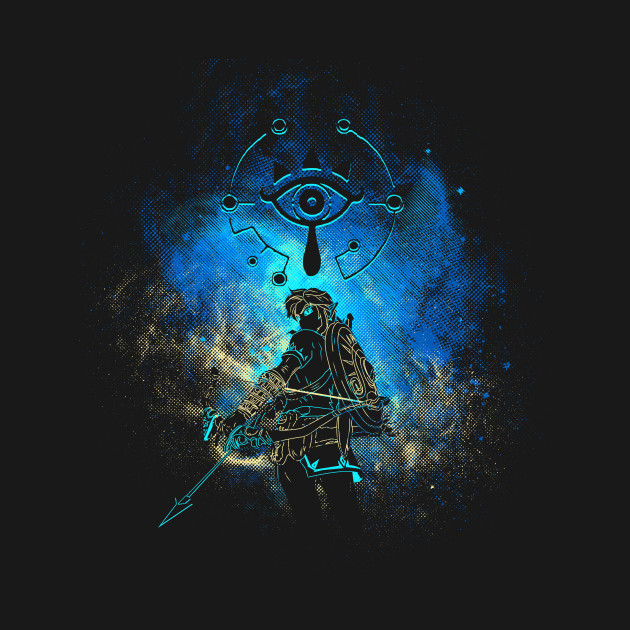 Breath Of The Art T-Shirt