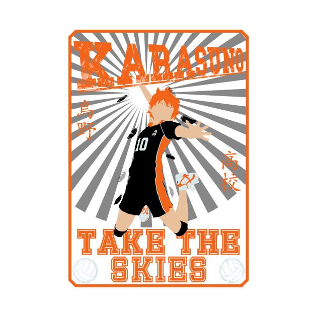 Take the Skies