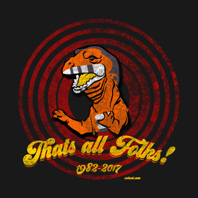 """""""That's All Folks!"""" Universe of Energy at Epcot Farewell"""