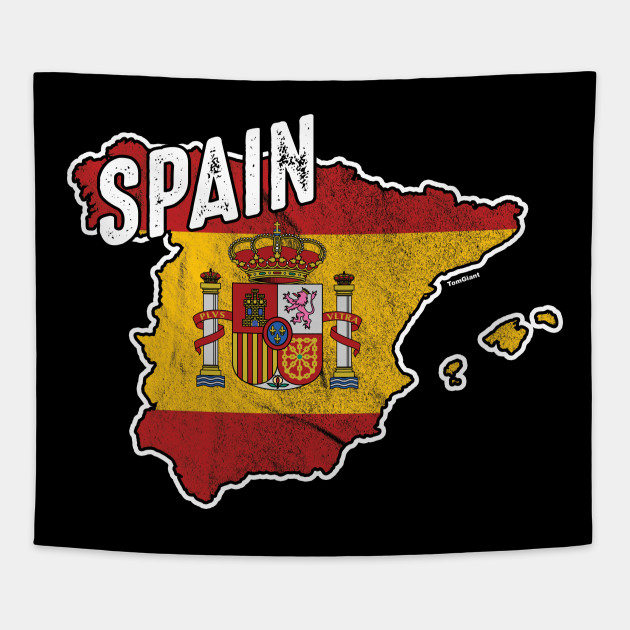 Map Of Spain For Children.Spain Map