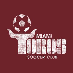 Miami Toros Soccer Team t-shirts
