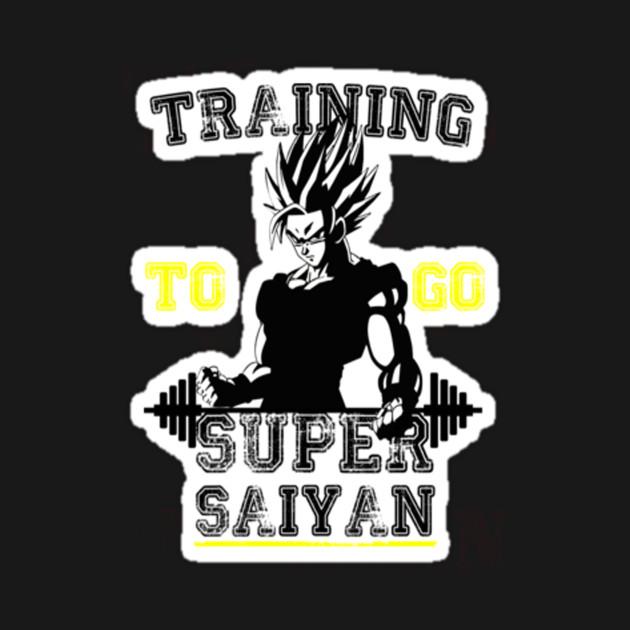 Gohan Training to go super saiyan