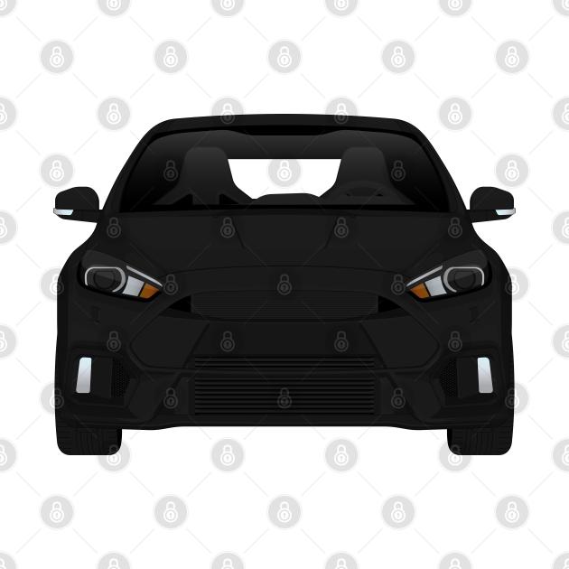 Focus RS Black