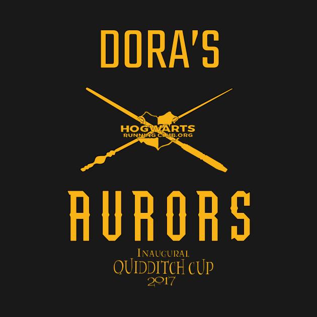 Dora's Aurors Stealth Mode