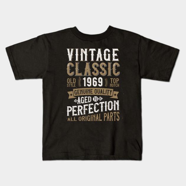 50th Anniversary Birthday Party Gift Kids T Shirt