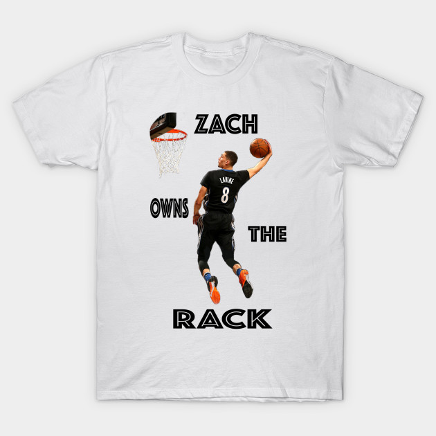 ZACH OWNS THE RACK T-Shirt Unisex Tshirt