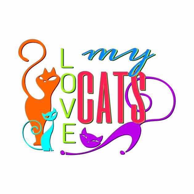 Love My Cats 2