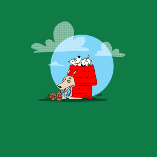 Spunky and His Friends t-shirts