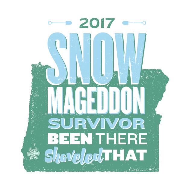 Oregon Snowmageddon