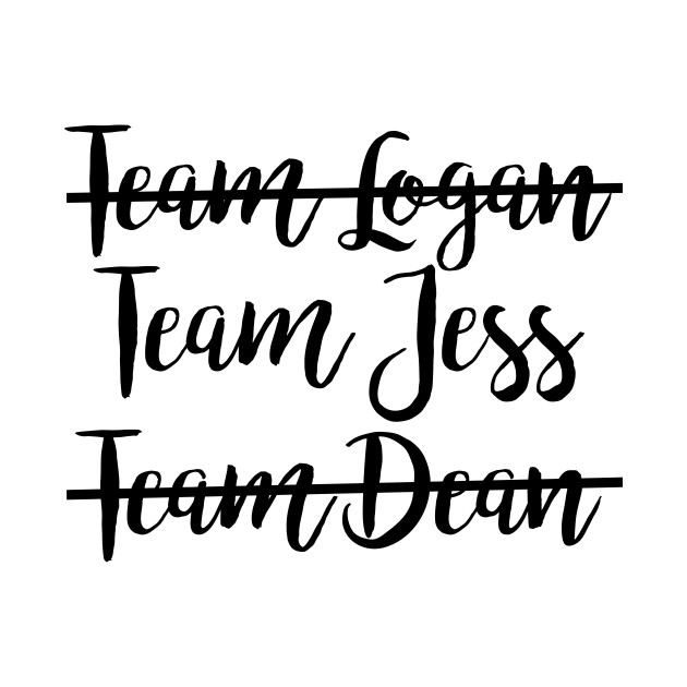Gilmore Girls - Team Jess