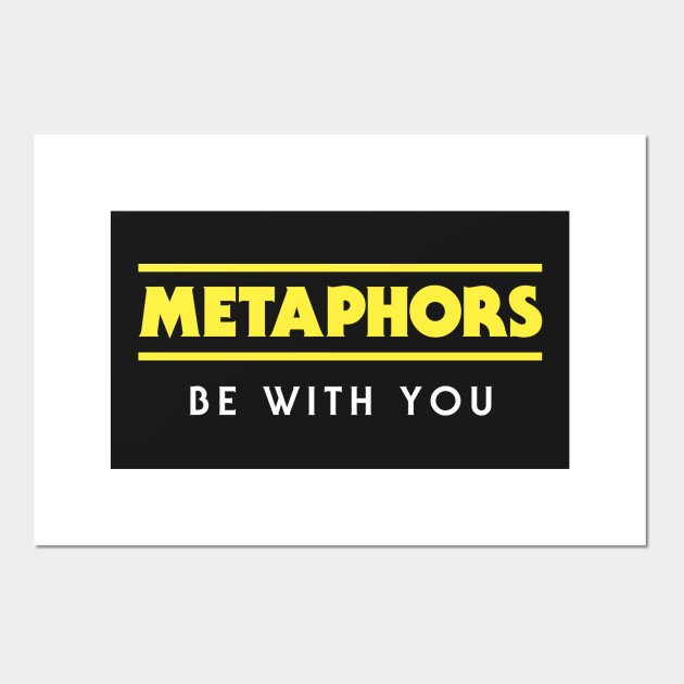 Metaphors Be With You –– Funny English Teacher Parody