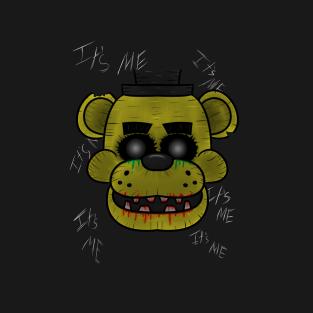 Golden Freddy t-shirts