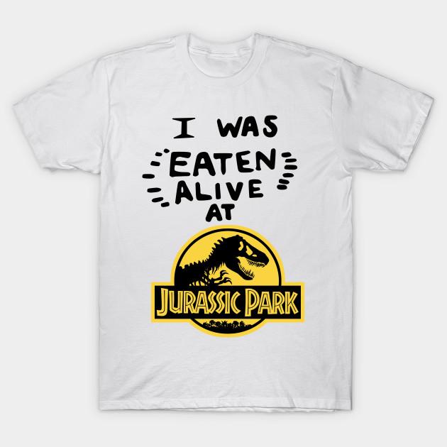 Weird Al Jurassic Park Jurassic Park T Shirt Teepublic