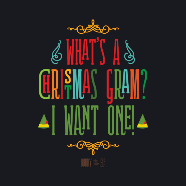 What's a Christmas Gram? I want one!
