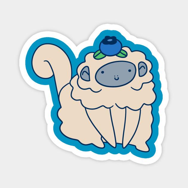 Blueberry Snub Nosed Monkey