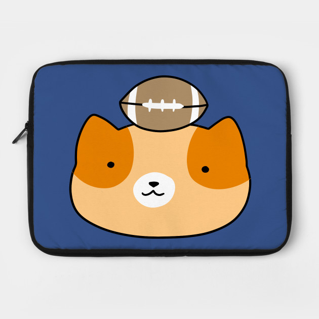 Football Cat Face