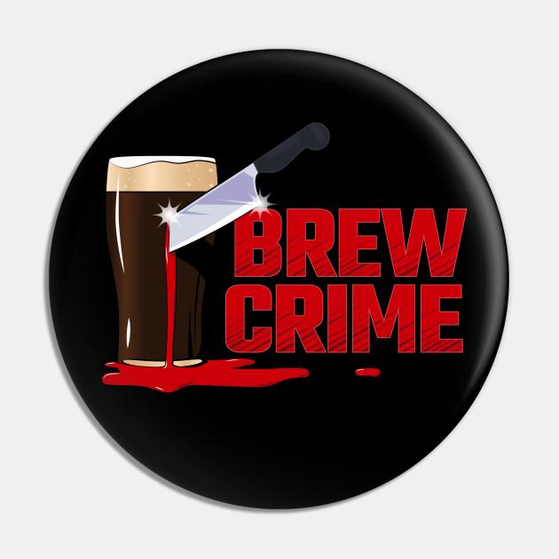 Brew Crime Main Logo