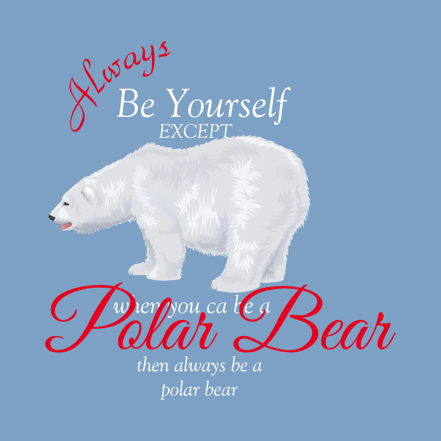 t shirt the bear, bear,polar bear, cool t shirt