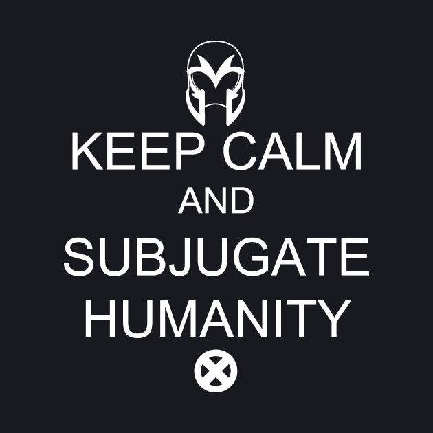 Mutant Supremacy B&W