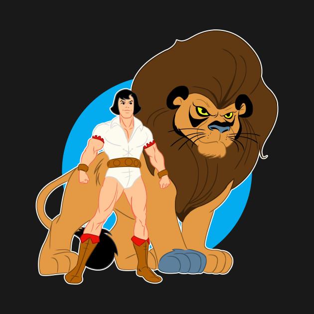 Young Samson and Goliath - Young Samson - T-Shirt | TeePublic