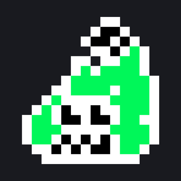 Black 8-Bit FishFry