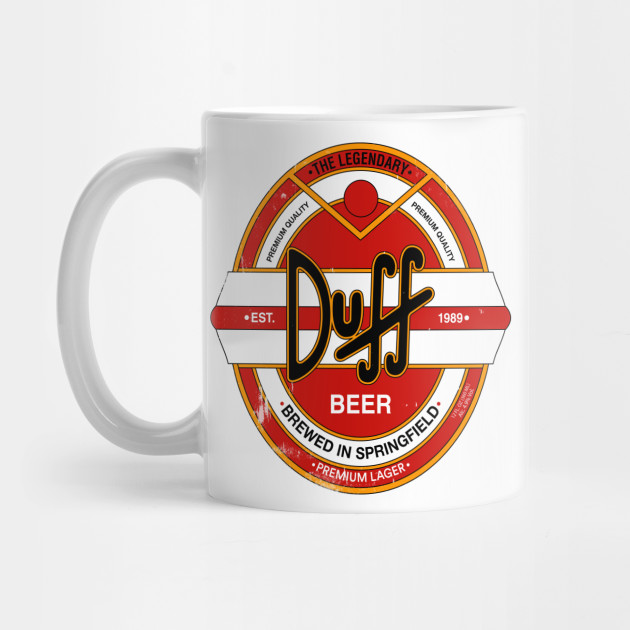 Duff Beer - Clear