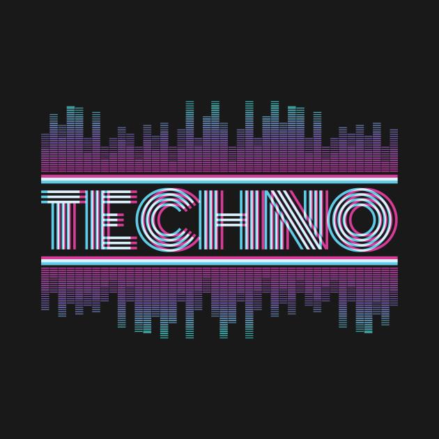 Techno Electronic Style