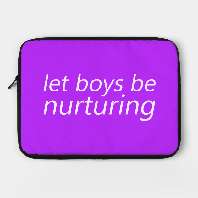 Let Boys be Nurturing (light)