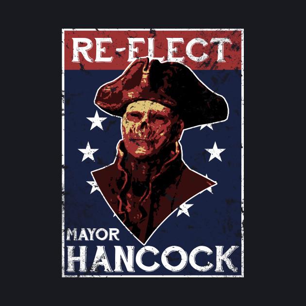 Re-Elect Mayor Hancock