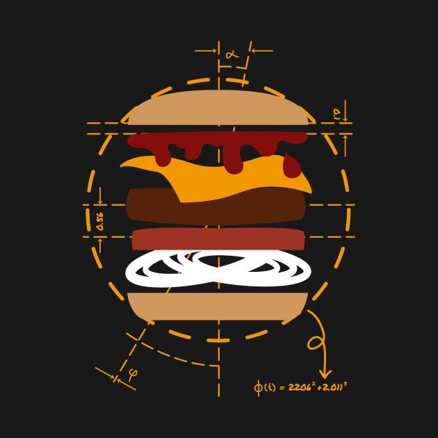 The Vitruvian Burger