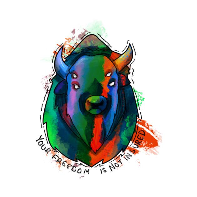 Insured Freedom Bison
