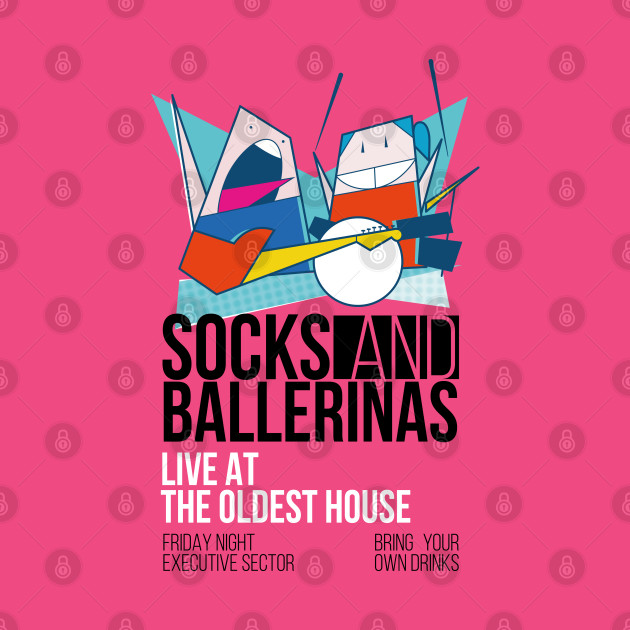 FBC - Socks and Ballerinas