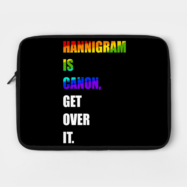 hannigram is canon, GET OVER IT