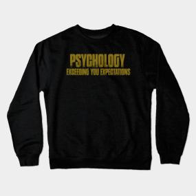 b3efbe3c Psychology Crewneck Sweatshirts | TeePublic