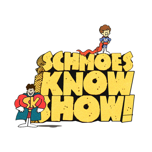 Schmoes Know School House Rock design