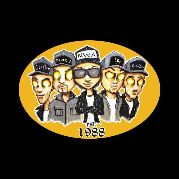 NWA Rap Toons