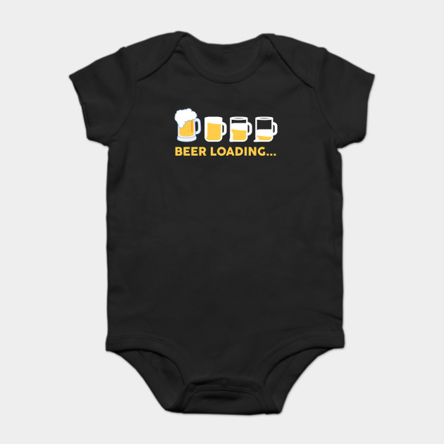 85ce134cd0 Beer Loading Shirt for all mens womens who love drinking alcohol at party  or bar Onesie