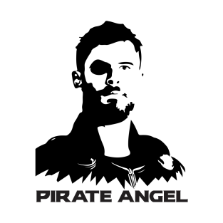 Thor: Pirate Angel t-shirts