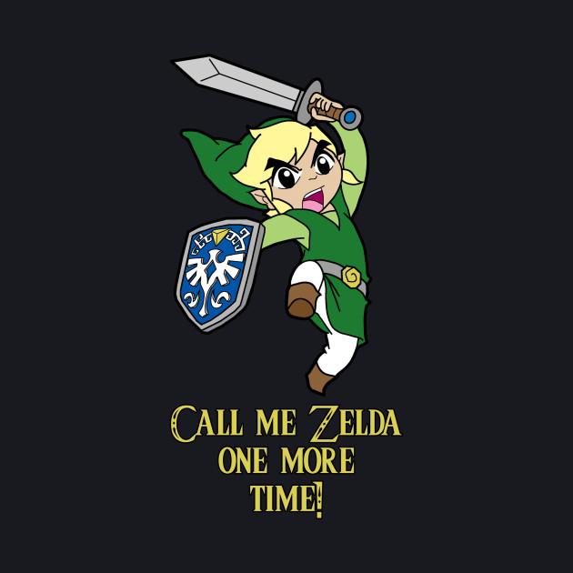 Call Me Zelda One More Time!