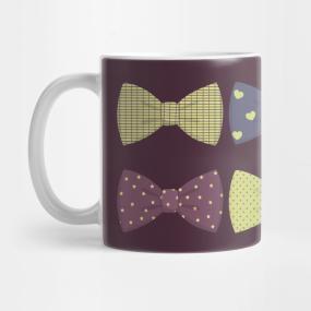 bow ties are cool mugs teepublic