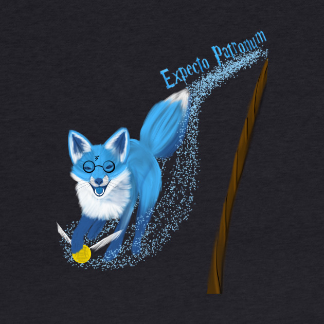 Expecto Patronum Fox