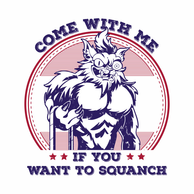 Train with Squanchy