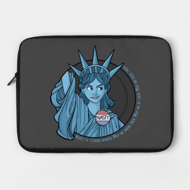 Nasty Lady Liberty