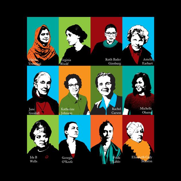 Feminist Icons