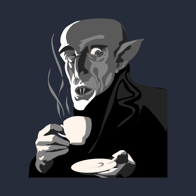 VAMPIRE COFFEEING #2