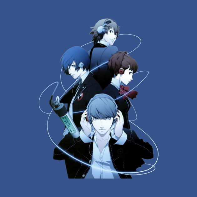 Shin Megami Tensei - Persona 4