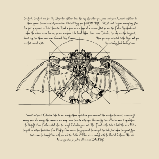 Virtuvian Songbird t-shirts